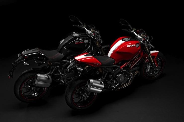 Ducati Monster 5