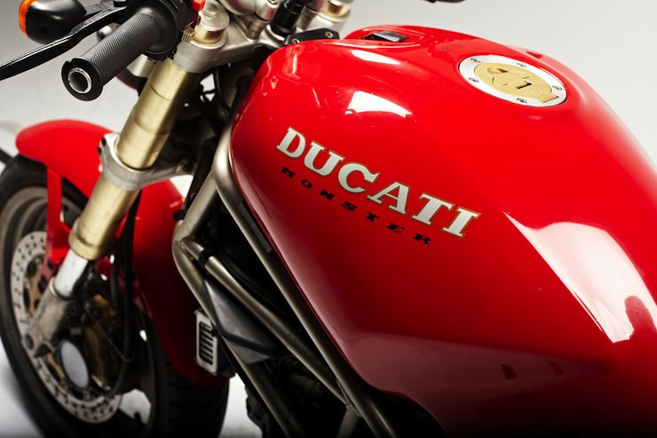 Ducati Monster Fuel Tank Buying Guide   Ducati Monster