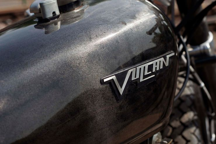 Honda CB250 Custom Motorbike 9