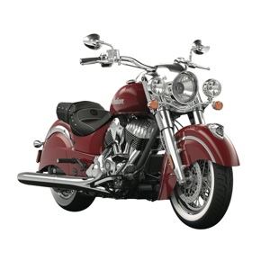 Indian Classic Indian Red 3Qfront1