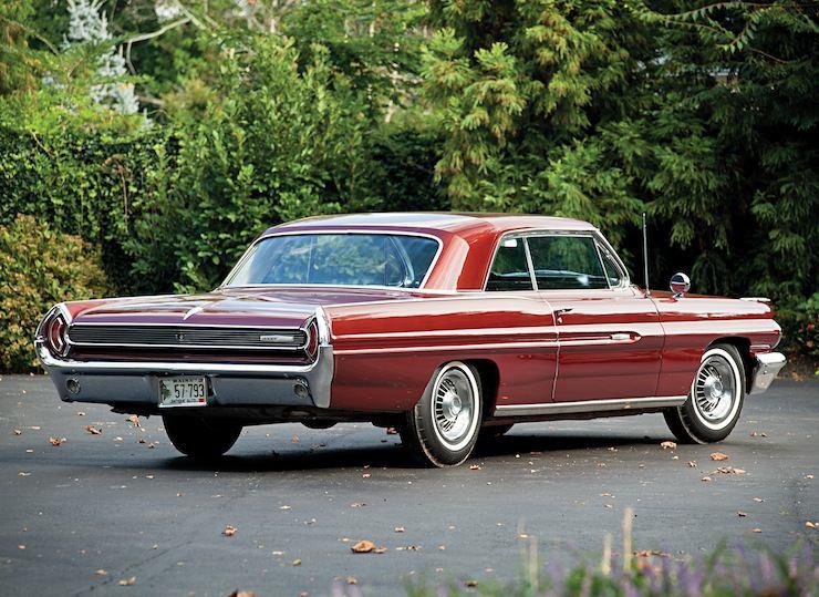 Pontiac Grand Prix Sport Coupe back side
