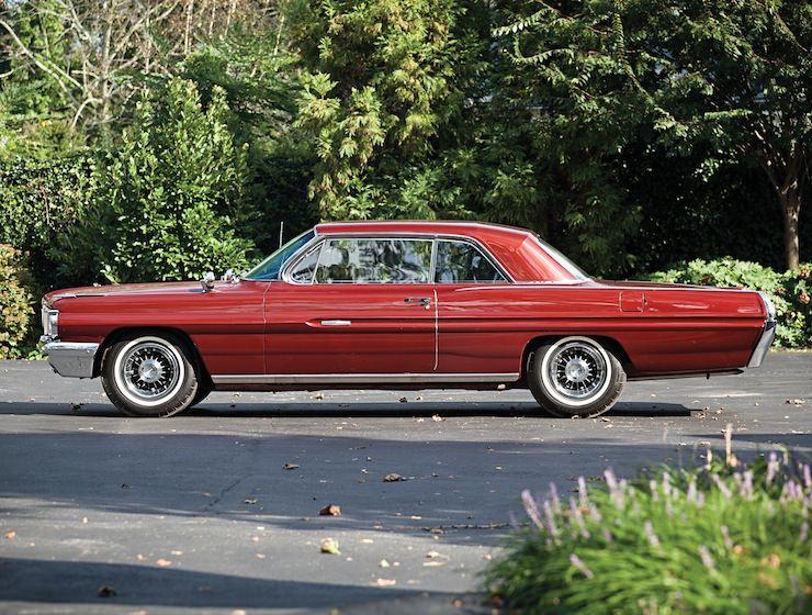 Pontiac Grand Prix Sport Coupe side 1962 Pontiac Grand Prix Sport Coupe