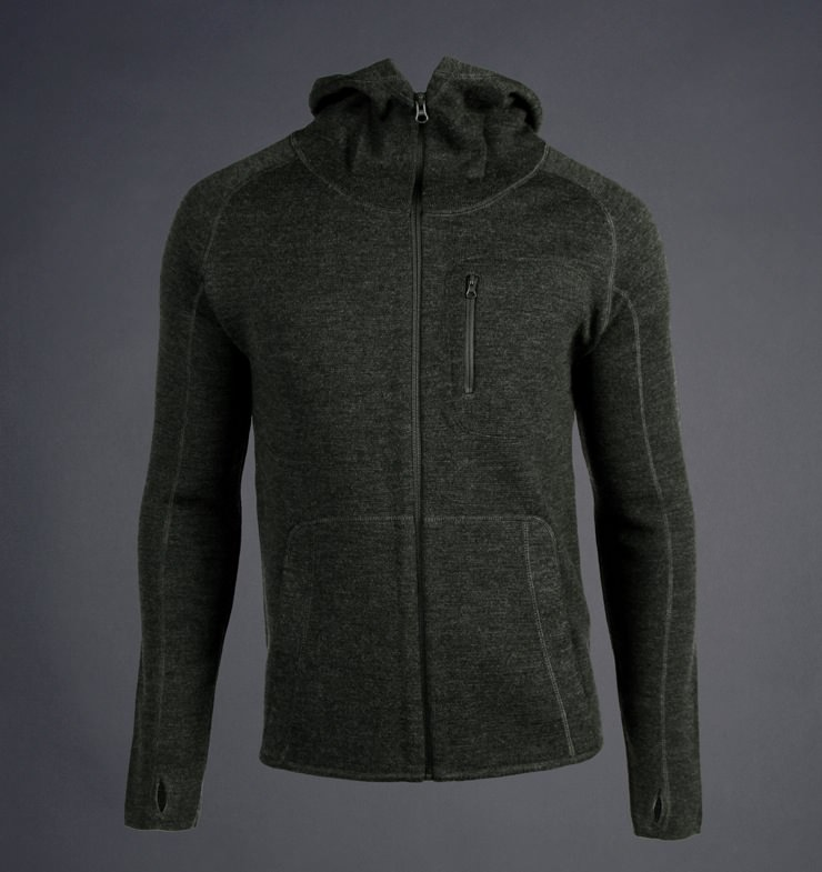 Preatorian Hoodie by Triple Aught Design