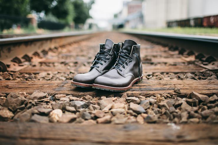 Red Wing Heritage Boot...