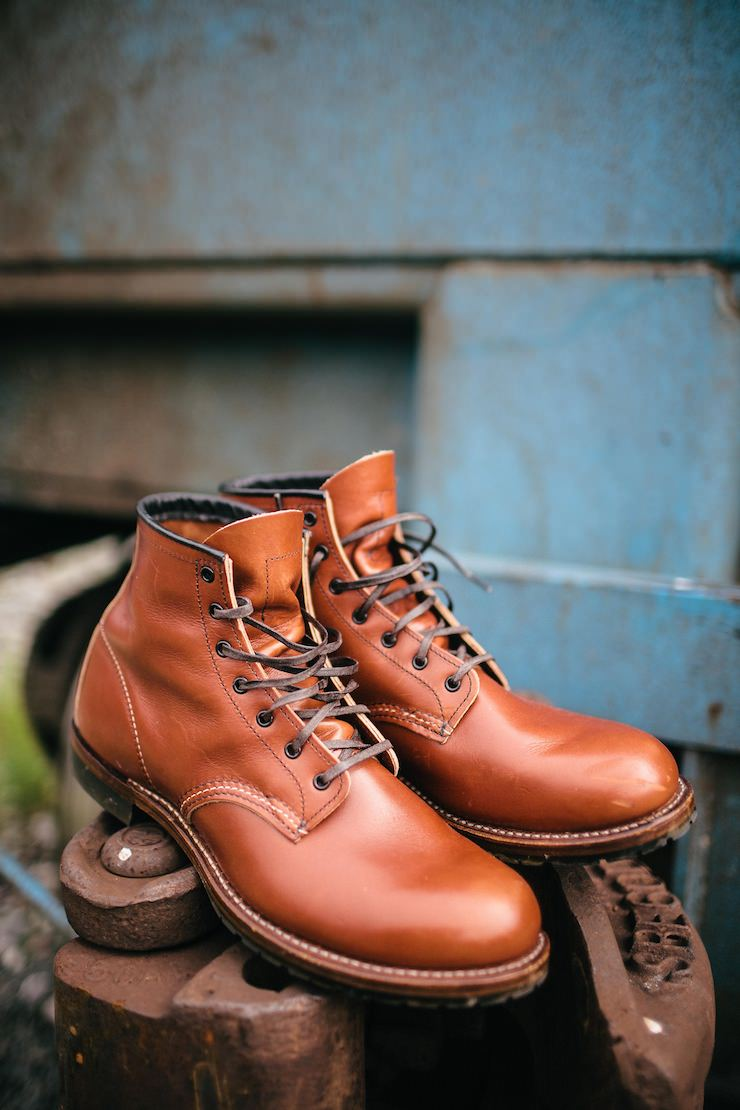 Red Wing Heritage 9022 and 9023