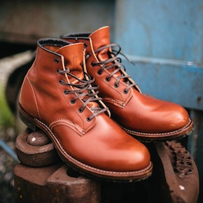 Red Wing Heritage 9022 and 90231 - Red Wing Heritage Boots 9022 & 9023