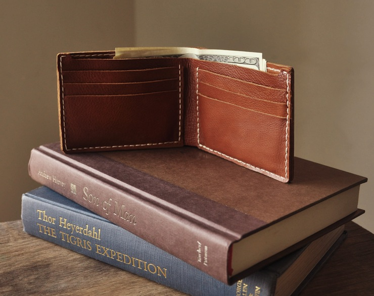Sienna Wallet by Convoy Goods 2