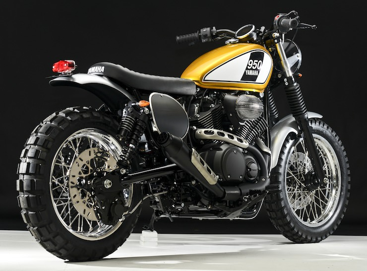 Yamaha Bolt Custom 2