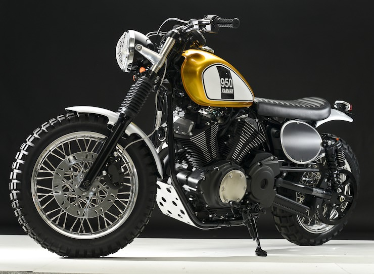 Yamaha Bolt Custom 5