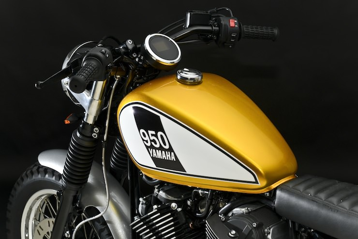 Yamaha Bolt Custom 6