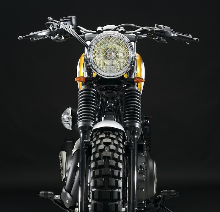 Yamaha Bolt Custom 8