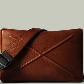 hard graft1 - Messenger Laptop Bag by Hard Graft