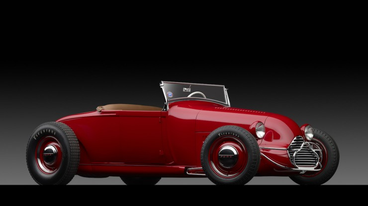 1929 Ford 'Dick Flint' Roadster Front