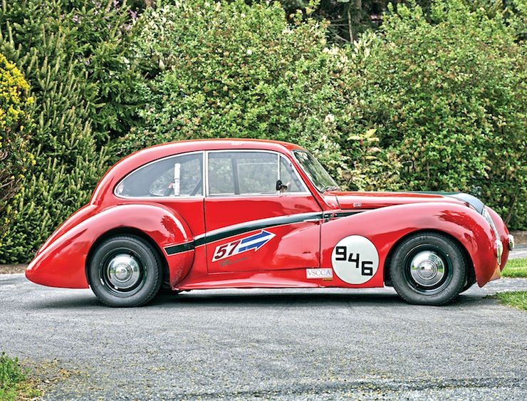 1947 Healey Elliott Saloon 7