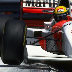 1990 Monaco Grand Prix Formula One Ayrton Senna Thumbnail Image - 1990 Monaco Grand Prix