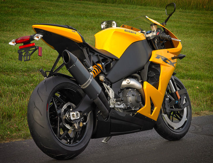 2014 Erik Buell Racing 1190RX 2