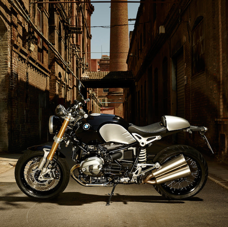 BMW nineT Motorcycle 1