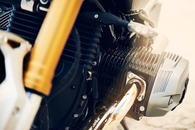 BMW nineT Motorcycle 2