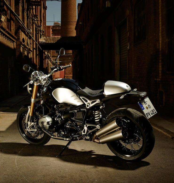 BMW nineT Motorcycle 3