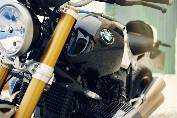 BMW nineT Motorcycle 4 BMW nineT