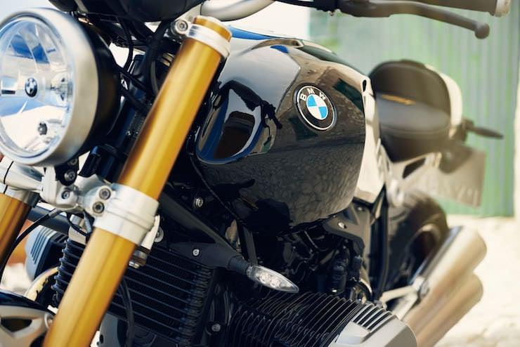 BMW nineT Motorcycle 4