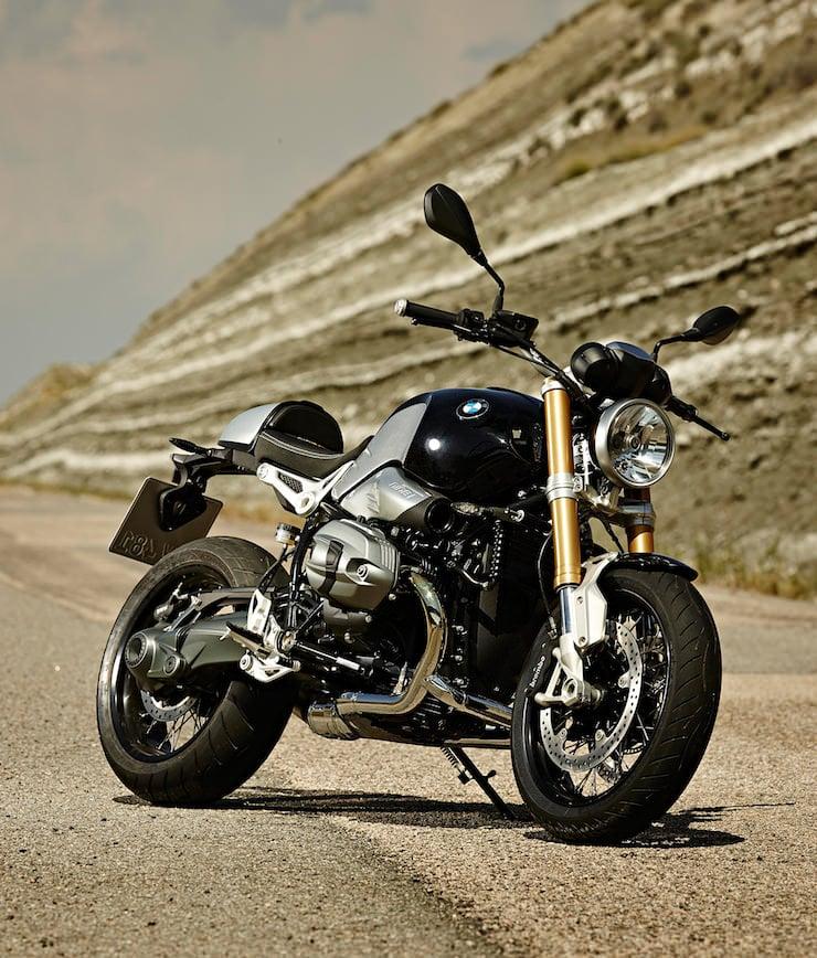 BMW nineT Motorcycle 5