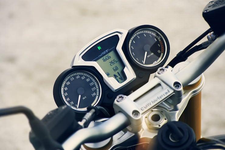 BMW nineT Motorcycle 6