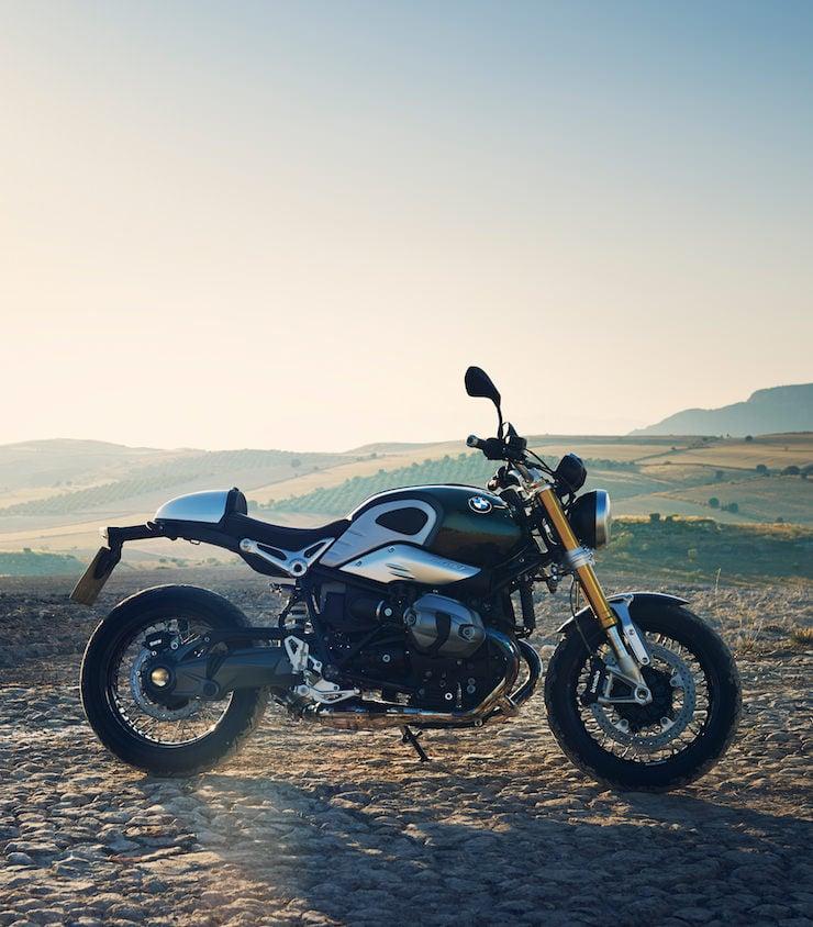 BMW nineT Motorcycle 8