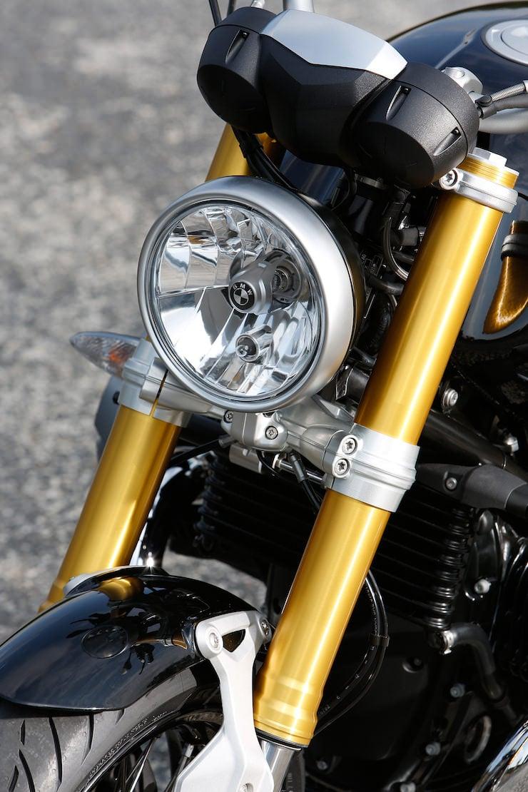 BMW nineT Motorcycle 9