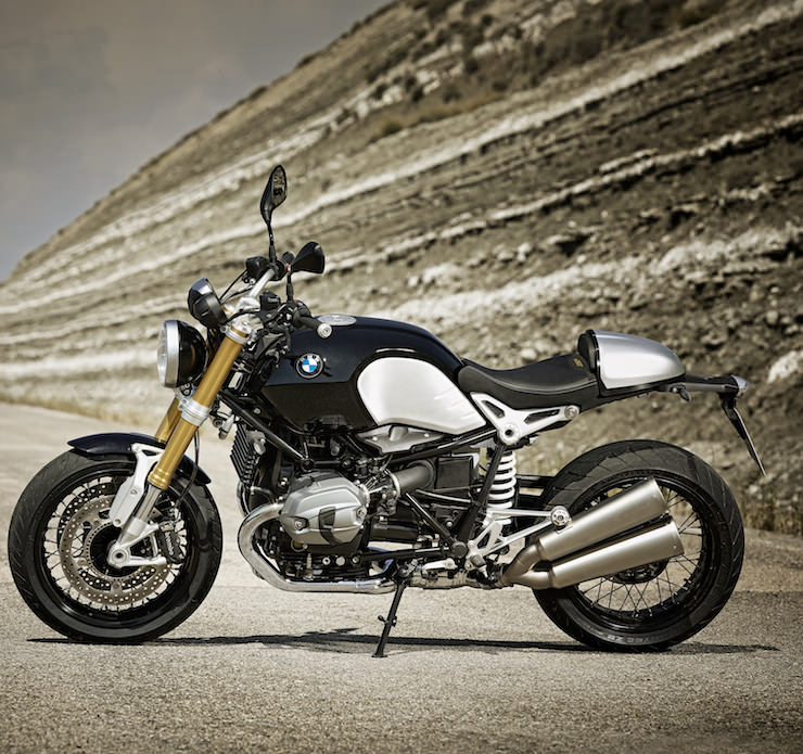 BMW nineT Motorcycle BMW nineT