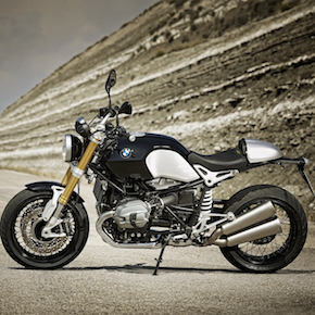 BMW nineT Motorcycle1