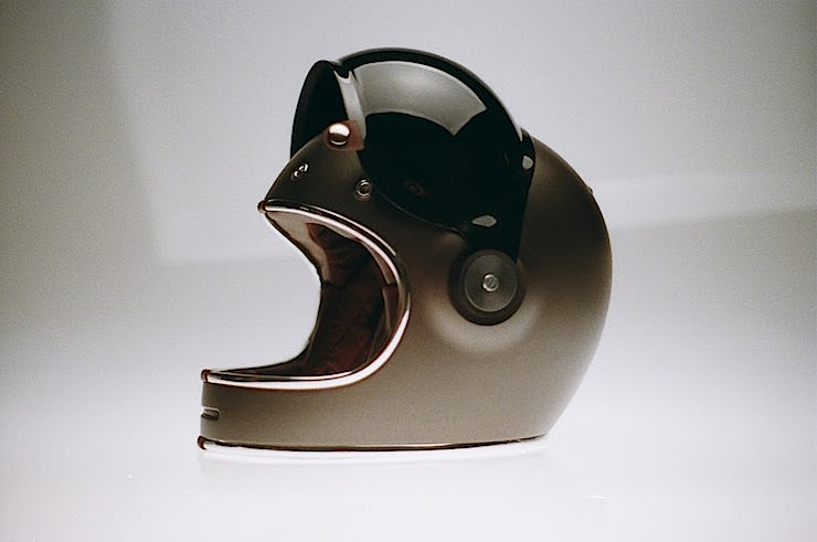 Bullitt Helmet by Chad Hodge Bullitt Helmet by Bell