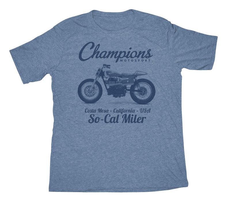Champions Moto Tee