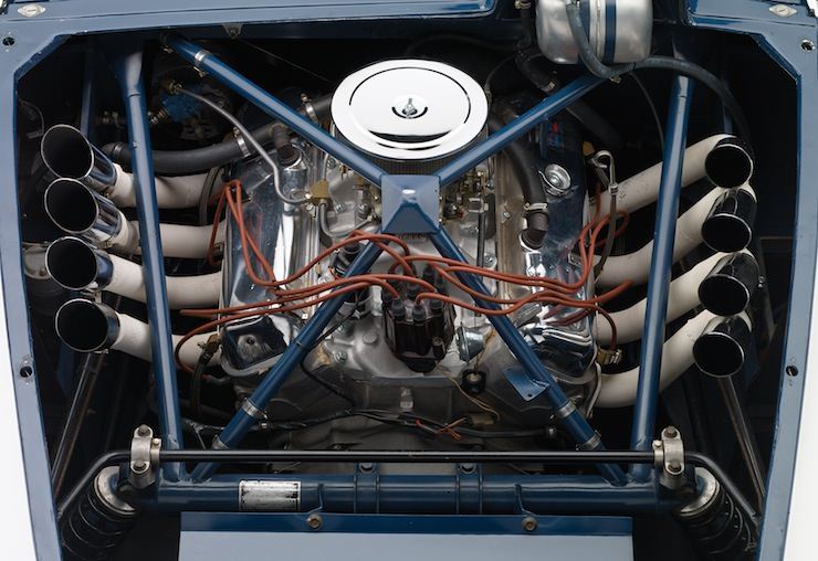 Chevrolet CERV II Engine