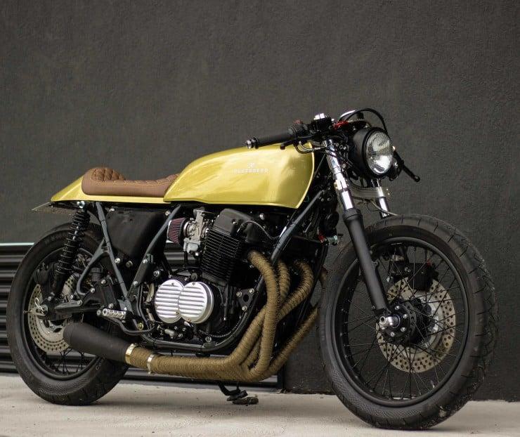 Custom Honda CB750 1