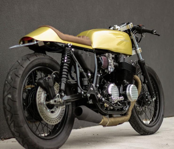 Custom Honda CB750 5