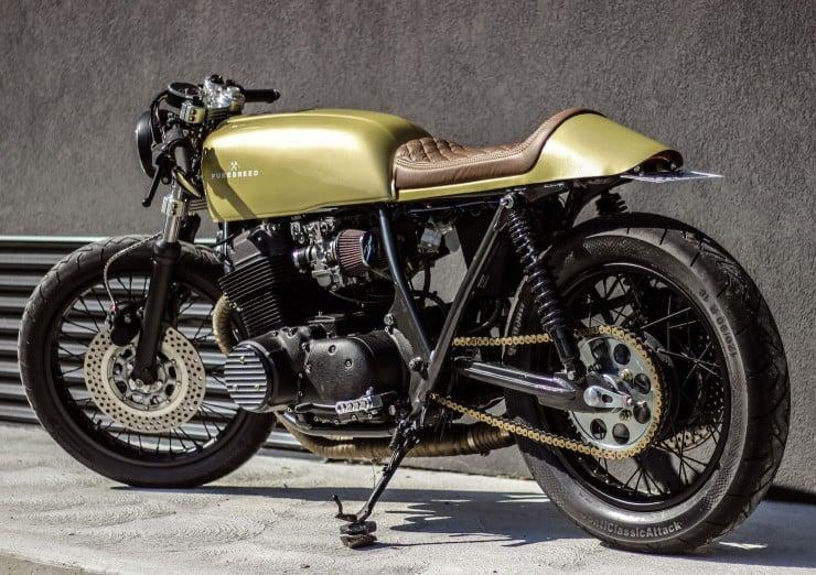 Custom Honda CB750 6