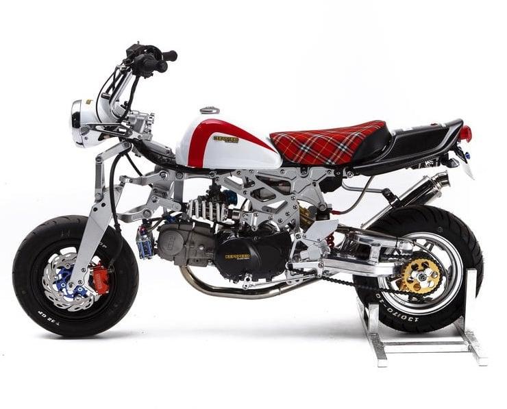 Custom Honda Monkey Motorbike