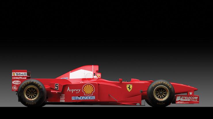 Ferrari F1 Car