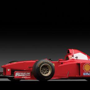 Ferrari Formula One Car