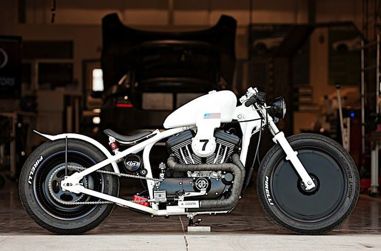 Harley-Custom-Motorbike