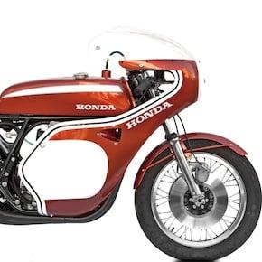 Honda CB750 Racing Type thumbnail - Honda Museum - Digital Walkthrough