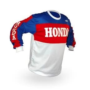 Honda Jersey Thumbnail - Classic Honda Jersey