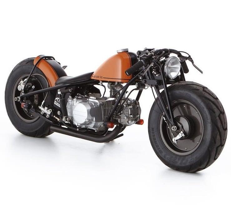 Used Honda Motorcycles >> 5 Monkeys