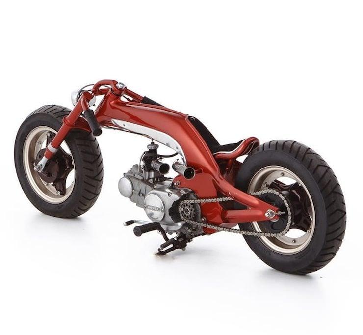 Honda ST50 Dax Custom 2