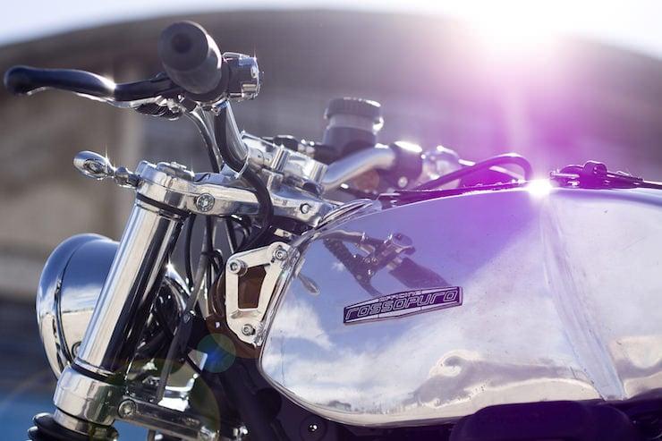 Moto Guzzi Custom 1 Moto Guzzi Custom by Officine Rossopuro