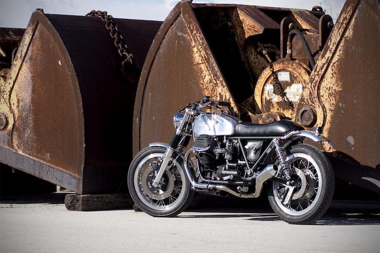 Moto Guzzi Custom 6