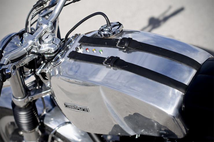 Moto Guzzi Custom 7 Moto Guzzi Custom by Officine Rossopuro