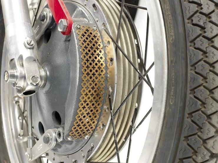 Moto Morini Bialbero Racing Motorcycle 3