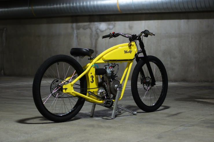 Motorized Bicycle 2
